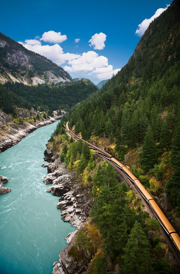 Rocky Mountaineer named one of the World's Top 5 Luxury Trains! http://t.co/tA4BSBHNW8 @Yahoo @YahooFinance http://t.co/Tr4FyREcPe