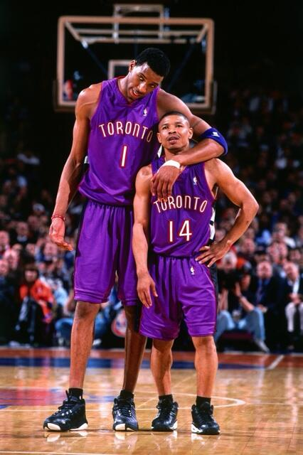 Just getting back from Toronto not too long ago, brought back some memories. Me and the big fella @Real_T_Mac http://t.co/Wcm2UyWXEL