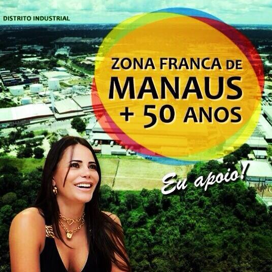 Estou na torcida - prorrogação #zfmmais50anos #governoOmarAziz #governoAmazonas #redesolidaria http://t.co/JyBGh5NqfD