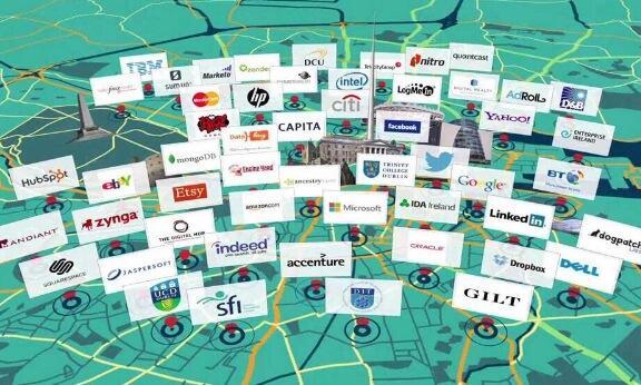 Is Dublin Silicon Valley's 'Second City'?  http://t.co/kIbfAbloZt via @ConnorPM http://t.co/nJ1KRP7fhu