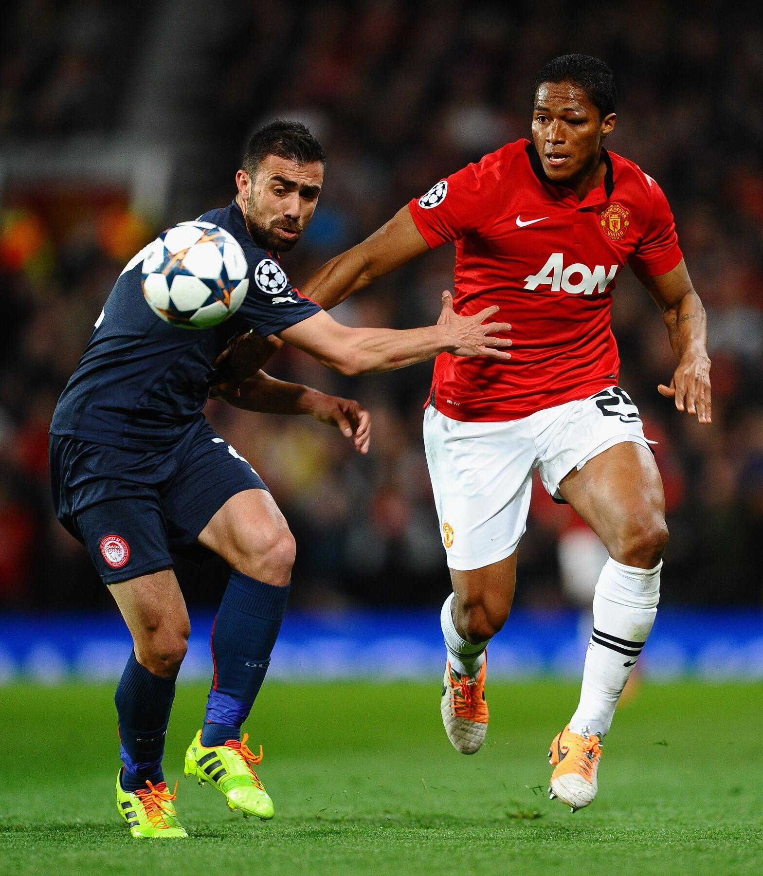 Man of the Match 2/3 - Retweet this if Antonio Valencia (@7AntoV) gets your vote for #mufc against Olympiacos. http://t.co/aYYLaoyZl0