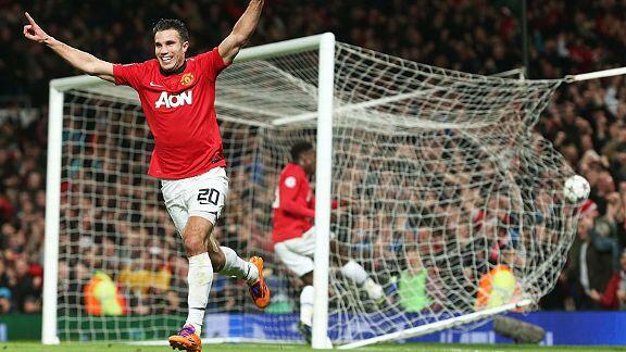 Look at Danny Welbeck proper thumping the ball after RVP nets. Love it. #MUFC http://t.co/K6Ims1cinl