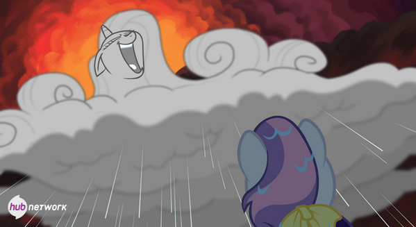 Looks like Sweetie Bell needs somepony to come to her rescue! RT 400 times to find out who's on their way #MLPSeason4 http://t.co/iDTxAMEZ5a