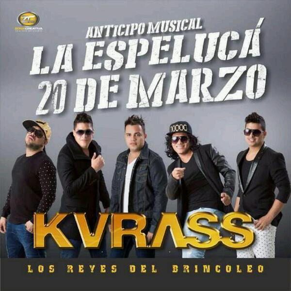 Rico Rico Taz Taz ... Llegoooo #LaEspeluca @GrupoKvrass @rafaperezkvrass @yaderkvrass @KenelKvrass @campillokvrass http://t.co/RaFOXUXC4B