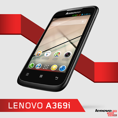 Lenovo A369i Update Firmware