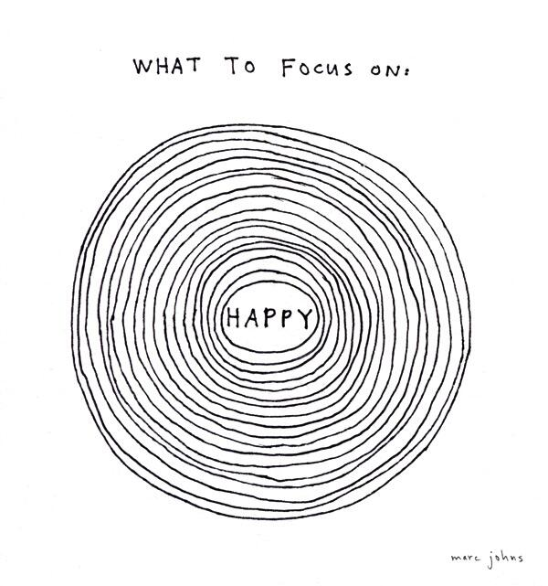 What to focus on... #happinessday http://t.co/49Wi78t0zO