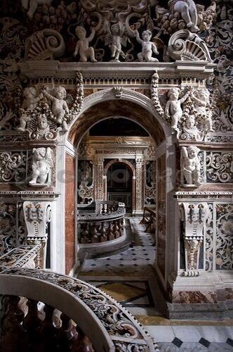 .@InPalermo da:@accuciacunti: interno Chiesa del Gesù o Casa Professa Palermo #Sicilia #infosicily #sicily http://t.co/3AViW7cAWS