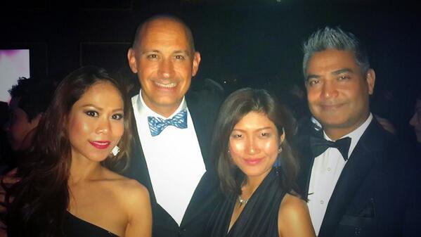 Playboy 60th Party at Ku de Ta Bangkok, photo stolen from @MrScottEddy @MsEveMueller #PlayboyThailand http://t.co/TPdDq9tAJr