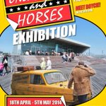 RT @VisitSouthend: MEET BOYCIE TODAY ONLY at the first day of the Only Fools and Horses Exhibition on #Southend Pier! http://t.co/TErgNiTOIO