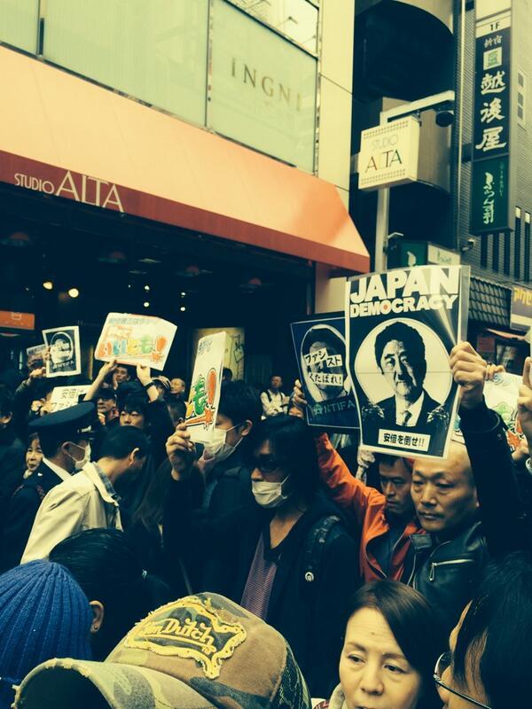 【話題】「親日は有罪、反日は無罪」・・・韓国の日本批判はとどまるところを知らず、日本国内の嫌韓感情はかつてない高まりを見せているYouTube動画>23本 ニコニコ動画>1本 ->画像>36枚
