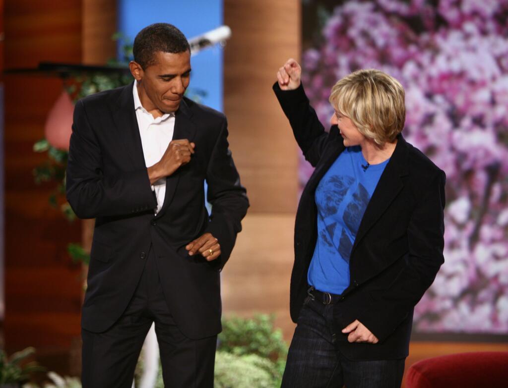 Happy #ThrowbackThursday, President @BarackObama http://t.co/8vQchmX1Ek