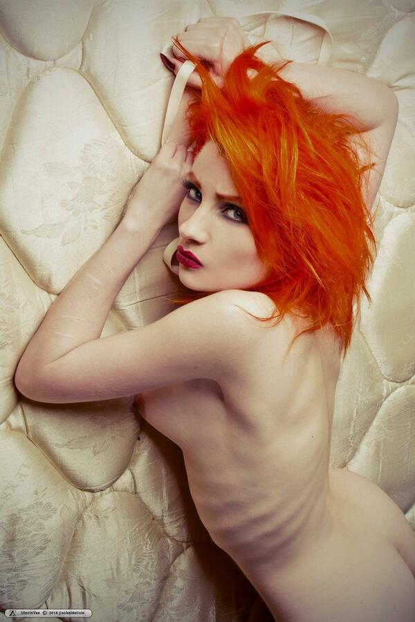 Who likes fiery hair? @ulorin_vex is definitely fiery! Welcome her to Zivity if you haven't already! http://t.co/JjS5RwEOrE