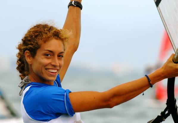 #Vela Demita Vega lidera la clase RS:X femenil, después de tres fechas en la Copa México 2014 en la Riviera Nayarit http://t.co/4osB18wAtN