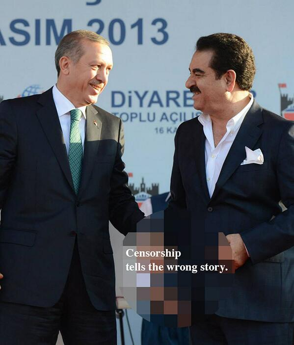 Censorship tells the wrong story. http://t.co/vELBv5fg7L