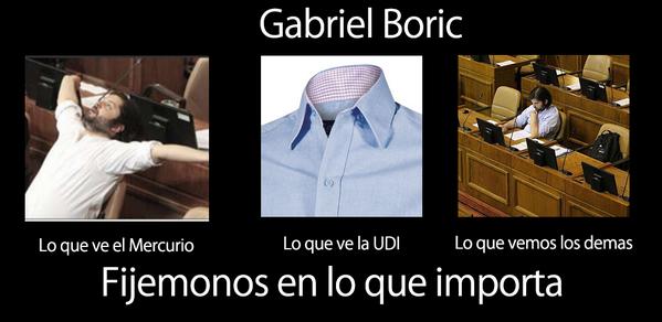 Dedico esta imagen al diputado Gabriel Boric @gabrielboric http://t.co/UONsELhN7v