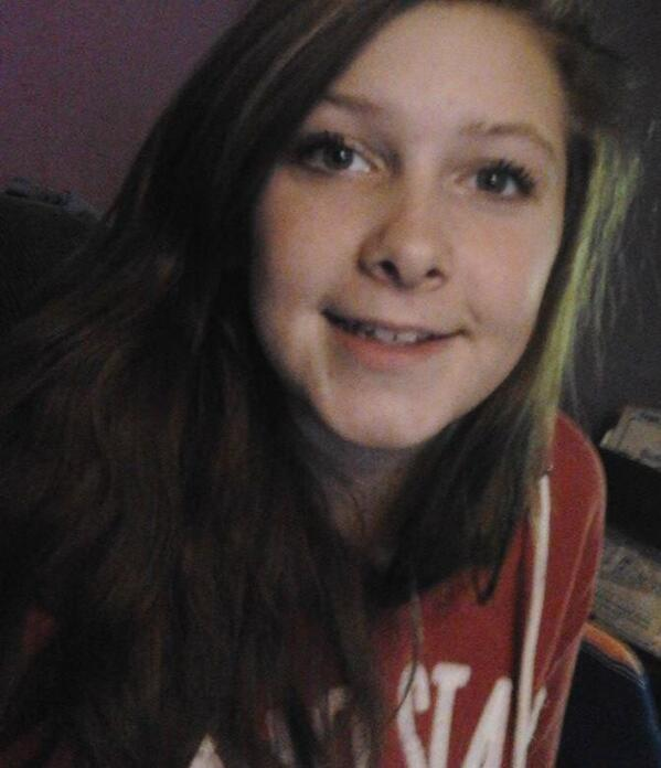 MISSING:  Peterborough's Jade Sheehan, 15 years old. Last seen March 14 in area of Towerhill Road at Hilliard St. RT http://t.co/LGRAA2wIAz