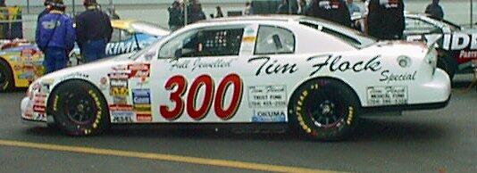 #NASCARFlashbackFriday - @AllWaltrip's tribute to Tim Flock @TooToughToTame in 1998 #FullJeweled http://t.co/dwgSBmJ6YN
