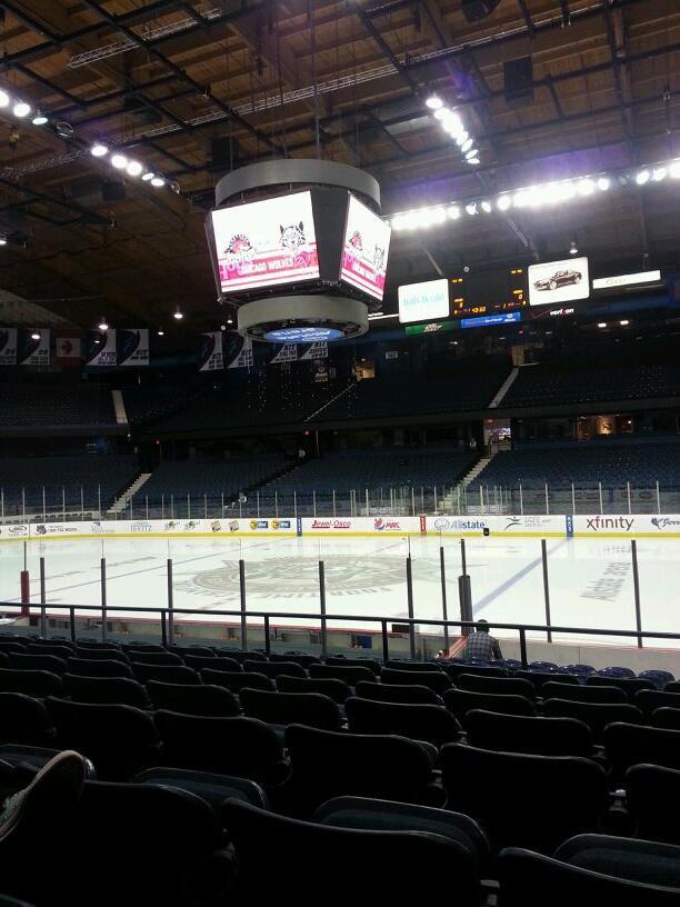No Teravainen here tonight! #chicagowolves http://t.co/SS5O5bOdak