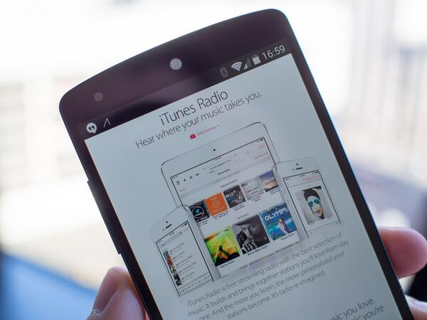 Would Apple really bring iTunes to Android? Declining music sales could make it so. http://t.co/HLEfA9rJRK http://t.co/SuSKCRhwB0