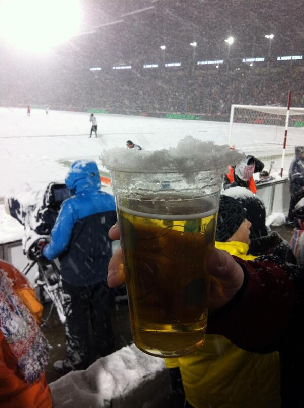 One year ago today. #USMNT #SnowClasico #CheersToSoccer http://t.co/4dBYOgubBm