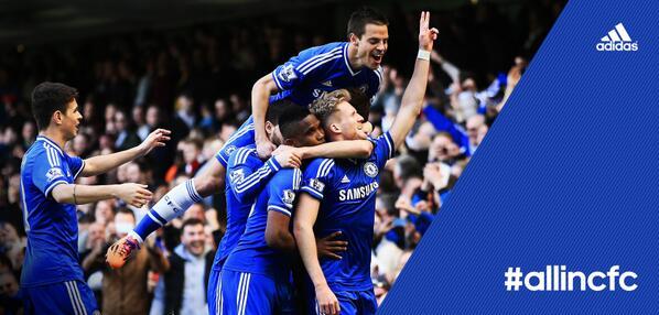 London is Blue. @chelseafc #allinCFC http://t.co/zAstPVUqVw