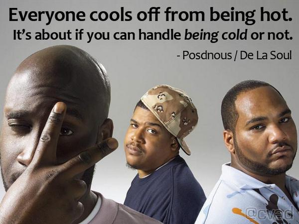 Wisdom. @WeAreDeLaSoul http://t.co/fQg6amt38n