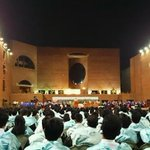 RT @IIMAhmedabad: The LKP looked grand at the 49th Convocation Ceremony at IIMA! Shri @anandmahindra delivered the Convocation Address. htt…
