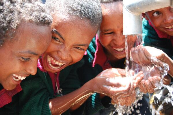 It's #WorldWaterDay! Join us to celebrate the life changing impact access to clean water brings! http://t.co/emu15fL5i8