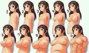 5 is the best. 6-8 too much titty. 1-4 not enough titty. 9 too much everything else. 0 lmao http://t.co/FfaDwIQSju