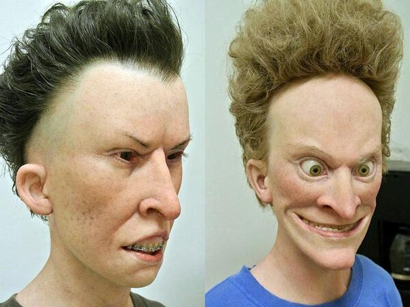 "If Beavis and Butthead were real . ""Creepy"" http://t.co/IAvbPRXWZk http://t.co/SZbiQQpvhM"