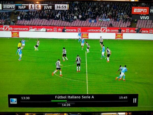 No offside? Ok. #NapoliJuve http://t.co/s978CdqMJY