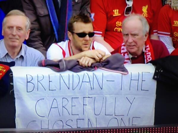 Absen Liga CHampions, Fans Liverpool Ledek Manchester United