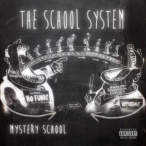 "(New Music) The School System-""Mystery School"" ; http://t.co/skcytOc3yR http://t.co/FlS3g3lpqL"