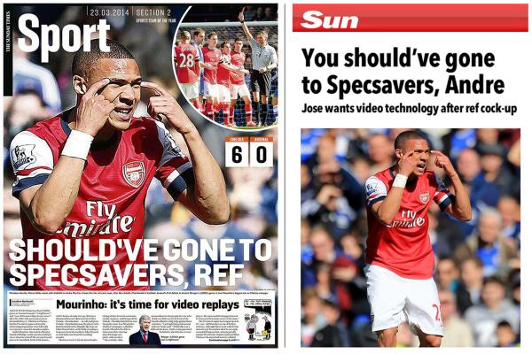 We couldn't have put it better ourselves #shgts Thanks @TheTimes @TheSunNewspaper http://t.co/5vzWaZJo4d