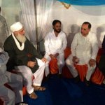 RT @letsgethere: Dr @Swamy39 at wedding reception of daughter of Iftekhar Khan, an old JP associate. http://t.co/1Ad79qZoJq