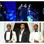 Make no mistake about it.. Tomorrow 3/24 Monday TGT IS TAKING OVER  @ArsenioHall Show!! Gonna be live music!! #3KINGS