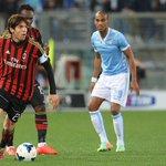 LIVE: HT @acmilan 1-0 @officialsslazio & Catania 0-0 @juventusfc. @ASMFC_MONACO lead 1-0 - http://t.co/SIbFsziYQO