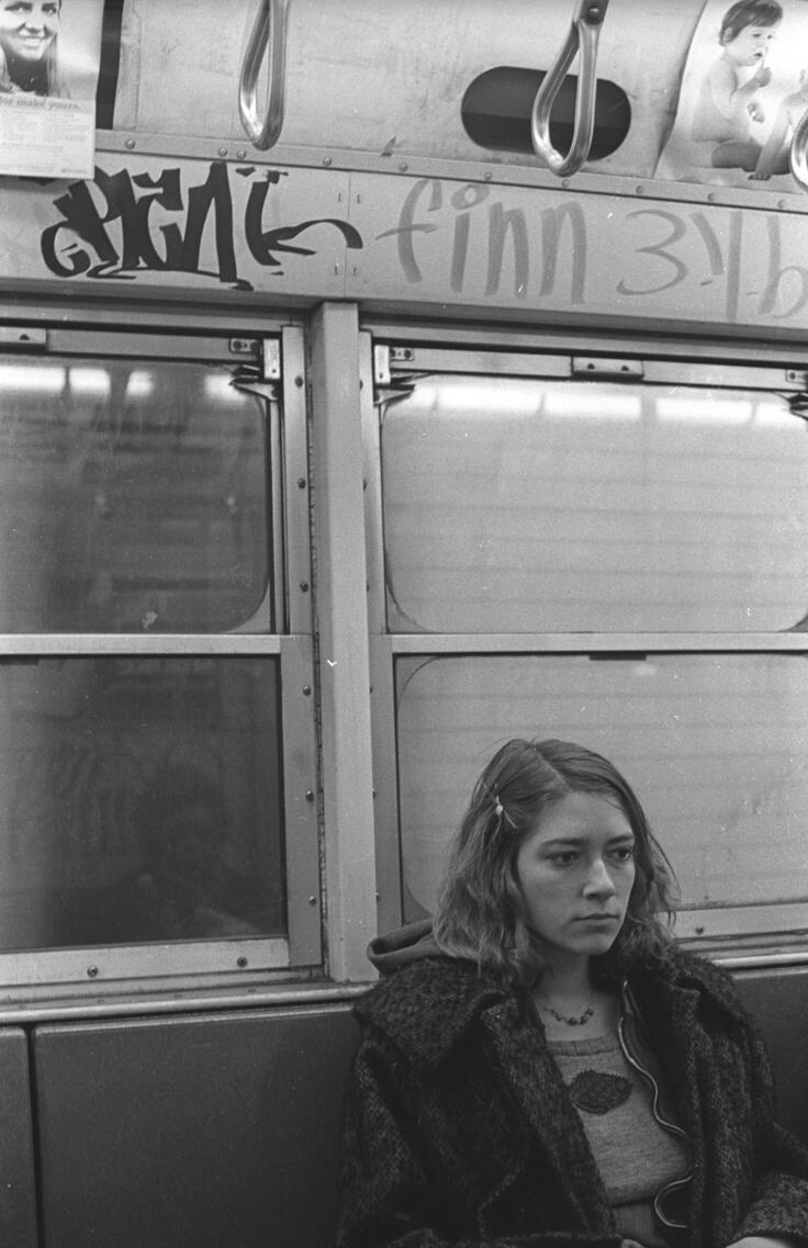 .@KimletGordon, New York City, 1970s. http://t.co/jQtqLH7QHV