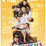"9 times the Fun RT ""@priyaguptatimes: The completely mad Sajid Khan poster for Humshakals...@riteishd #humshakals http://t.co/xHwWErjvPd"""