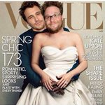 Seth Rogen and James Franco continue to parody Kim and Kanye  http://t.co/W02Wa4J0sF http://t.co/6n3zR41pKD