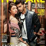 RT @Strut_Dance: Our Strut stars Alia and Arjun are on the latest cover of @filmfare looking absolutely stunning. Don't you think so?