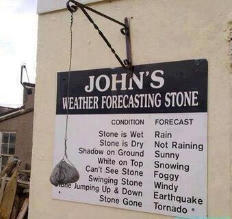 Mind blowing weather forecast: http://t.co/yUTfhlmGQA