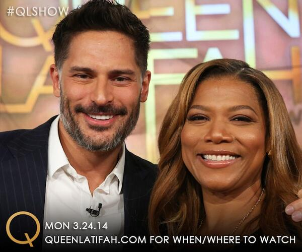 Watch: @joemanganiello today on the @qlshow! http://t.co/R3uUueV3xd http://t.co/1Nk936iV7D