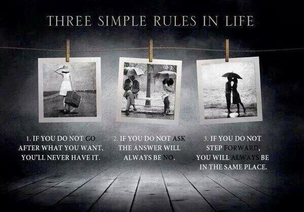 Three simple rules: http://t.co/Wg1U886zm1