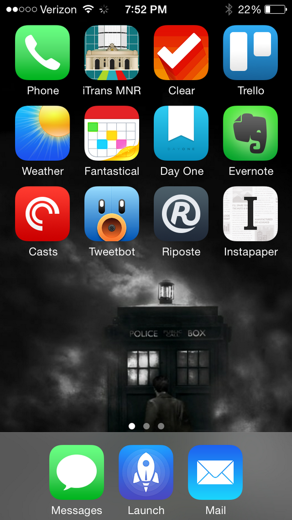 How I use my @LaunchCenterPro home-screen http://t.co/gbMOpvIuMo Pic: http://t.co/Bj5BMLt3I4
