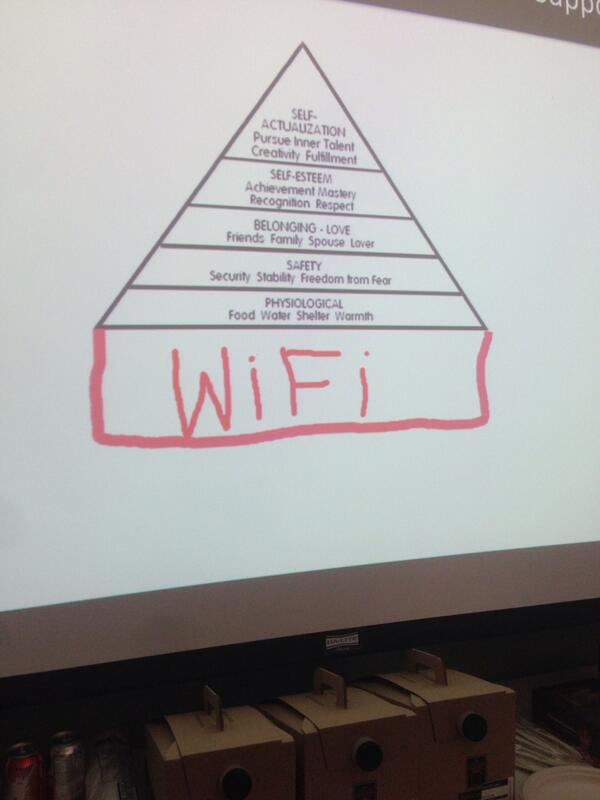 Maslow's hierarchy revisited http://t.co/VdqG0zGroo