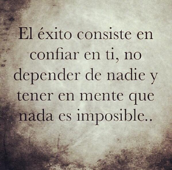 LinitaGonzalez (@LINITAMARGARITA): El gran error depender de alguien laboralmente y personalmente, nunca se sabe cuando saquen su lado malo!!! http://t.co/gHDZN5v3W3