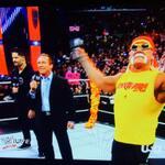 RT @Gustiniano: The Terminator & The Hulkster ! #OnlyinWWE @WWENetwork #ilovethisgame #Raw @HulkHogan @Schwarzenegger #Hulkamania http://t.…