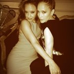 Me And my girl @LeahRemini #hollywoodnights http://t.co/3HU4laxTHT