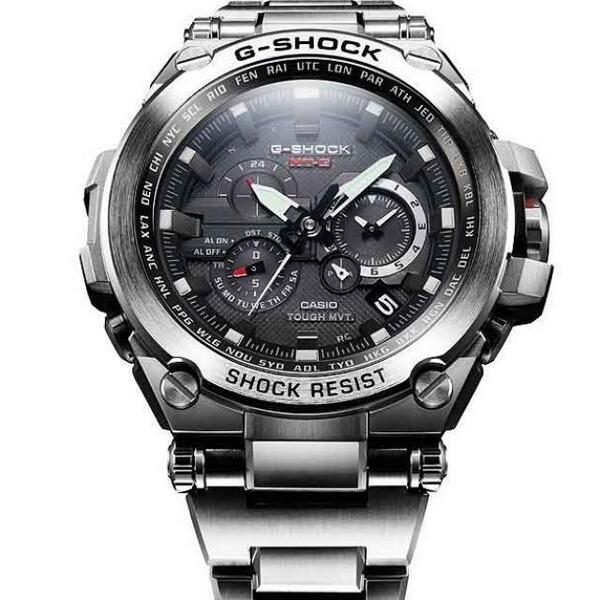 """The #gshock MTGS1000D-1A, is the first """"premium"""" G-Shock #horology #watchnerd #g-shock @gshock_us #luxurywatch #p... http://t.co/C6krY1bbsW"""